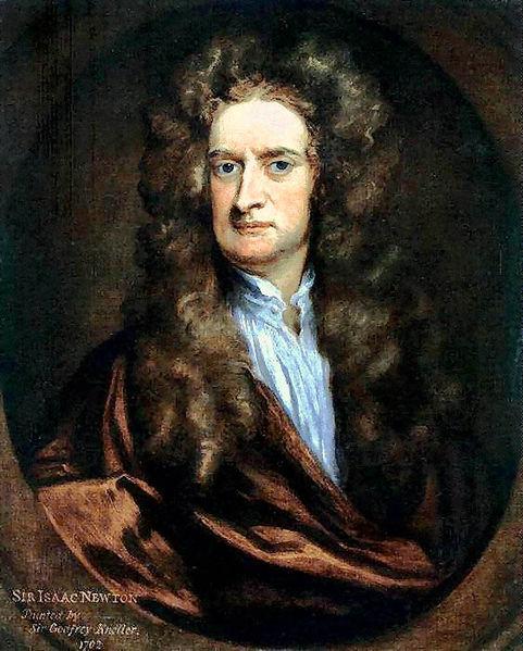 เซอร์ไอแซก นิวตัน (Sir Isaac Newton)